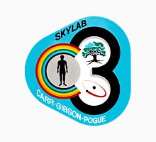 Skylab 3 (SL-4) Mission Logo Women's Fitted Scoop T-Shirt