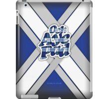 Och Aye Pad! iPad Case/Skin