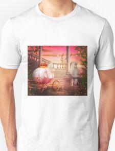 Carriage of a fantasyland Unisex T-Shirt