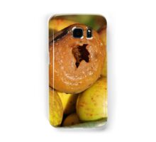 Bad apple in the basket Samsung Galaxy Case/Skin