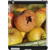 Bad apple in the basket iPad Case/Skin