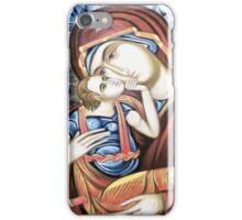Madonna & Child Icon iPhone Case/Skin