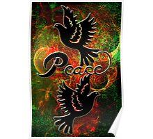 PEACE ~ CHRISTMAS Poster