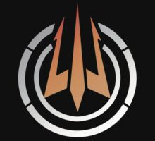 Call of Duty - Trident logo Bo 3 by coecho