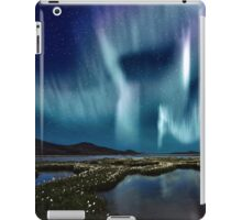 Aurora over Sweden iPad Case/Skin