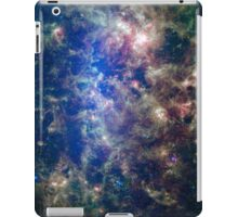 Blue Nebula iPad Case/Skin