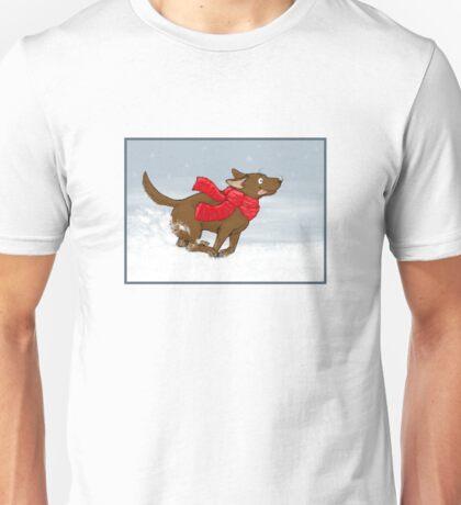 It's snowing! Unisex T-Shirt