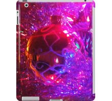 Christmas Ornament iPad Case/Skin