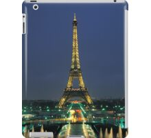 Eiffel Tower - Paris iPad Case/Skin