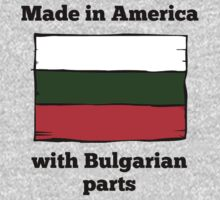 Made In America With Bulgarian Parts One Piece - Long Sleeve