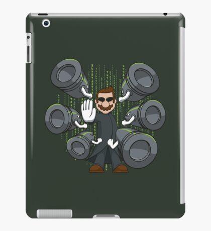 Bullet Time Bill iPad Case/Skin