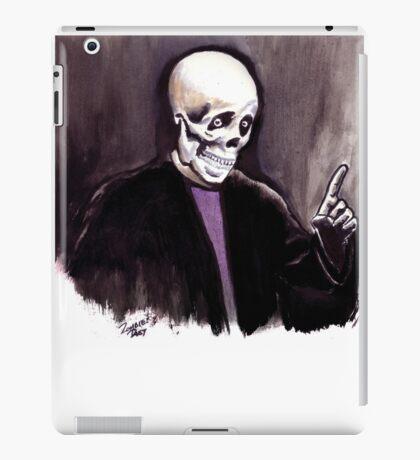 Slash One! iPad Case/Skin