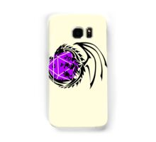 Dungeons and Dragons - Black and Purple! Samsung Galaxy Case/Skin