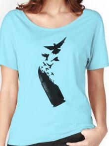 Bullet Birds Women's Relaxed Fit T-Shirt
