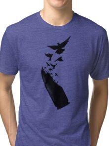 Bullet Birds Tri-blend T-Shirt