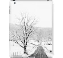 McGee Cove Road iPad Case/Skin