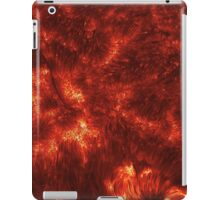 Solar Turbulance iPad Case/Skin