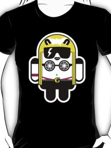 Lady Gaga goes Google Android Style!  T-Shirt
