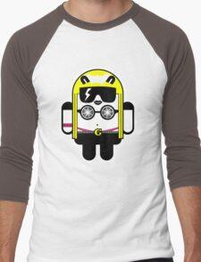 Lady Gaga goes Google Android Style!  Men's Baseball ¾ T-Shirt