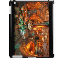TARDIS Console  iPad Case/Skin