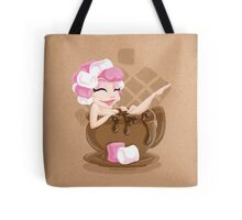 Sweet <3's - Miss Cocoa Tote Bag