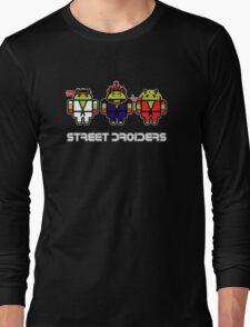 Street Droiders (Ryu, Akuma, Ken) Long Sleeve T-Shirt