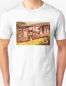 Greetings from Anfield (Liverpool FC) T-Shirt