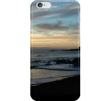 Sunrise over Bass Strait - Tasmania iPhone Case/Skin