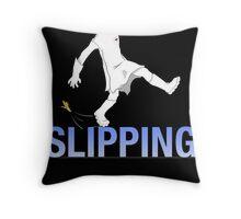 Slipping Throw Pillow