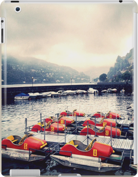 Como Lake - Italy  by vampyba