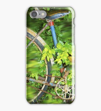La bici di nonna - iPhone case iPhone Case/Skin