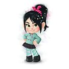 Vanellope von Schweetz by RainbowCarnagex