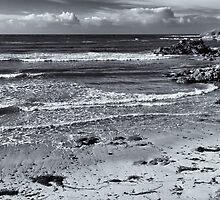 Coast Near Audierne by Frank Bibbins