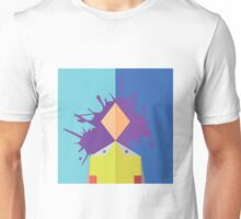 One Punch Geometry Unisex T-Shirt