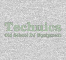 Technics Green Kids Tee