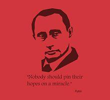 Putin by macaulay830