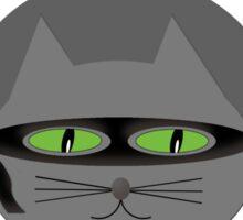 Ninja Kitty Sticker