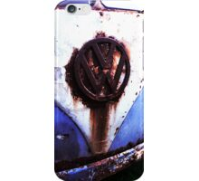 Just an old vdub iPhone Case/Skin