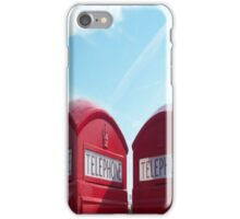 Retro Phone Box iPhone Case/Skin