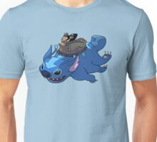 Flying Friends #2: Lilo the Last Airbender Unisex T-Shirt