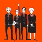 Cabin Pressure Gang by kaiseilin