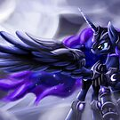 Warrior Luna by Zedrin