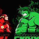 Fast vs Furious by javiclodo