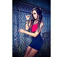 SickGirl Photographic Print