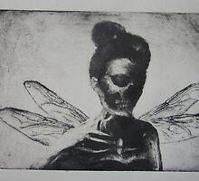 Skelefly by Julia Johnston