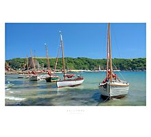 Salcombe, Devon Photographic Print