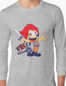 Felix the Thundercat Long Sleeve T-Shirt