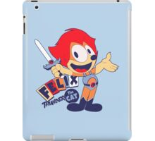Felix the Thundercat iPad Case/Skin