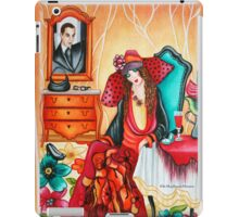The Answer Inspired by de Lempicka by k Madison Moore iPad Case/Skin