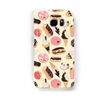 Sweets Pattern Samsung Galaxy Case/Skin
